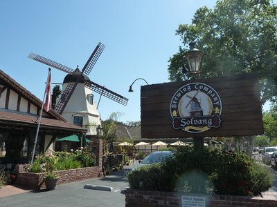 The windmill on Mission Drive is now part of a brewery!