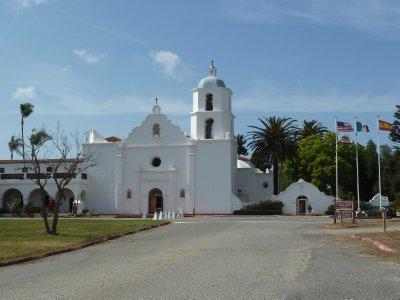 Mission San Luis Rey de Francia at Oceanside
