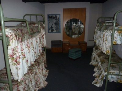 Example of a cabin used by GI Brides after WWII