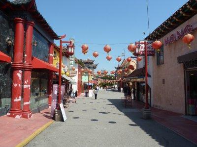 New Chinatown Main Plaza