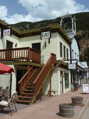 Town Hall/Police Station, Georgetown, Colorado