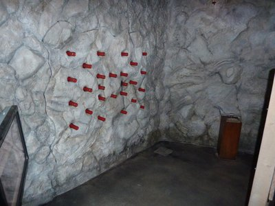 Explosives ready to be set in the Silverton Mine gallery of 'Colorado Stories'