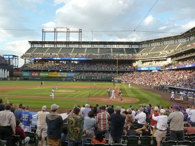 Grand Slam Home Run for the Colorado Rockies <img class='img' src='http://www.travellerspoint.com/img/emoticons/icon_smile.gif' width='15' height='15' alt=':)' title='' />