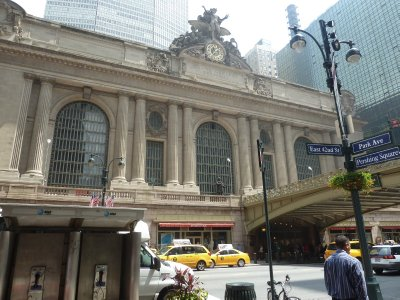 New York's Grand Central Terminal and Park Avenue Viaduct