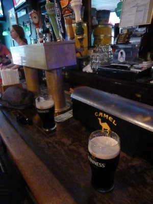 Time for another Guinness <img class='img' src='http://www.travellerspoint.com/img/emoticons/icon_smile.gif' width='15' height='15' alt=':)' title='' />