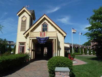 Cape May Fire Department Museum