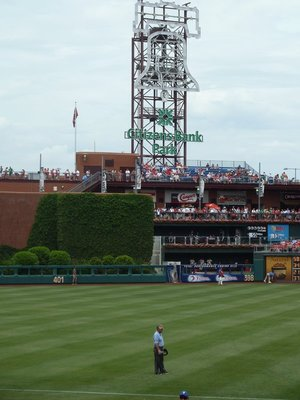 The Stadium Liberty Bell that 'rings' after every Phillies home run or win