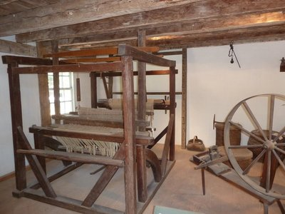 The Spinning Room along the North Lane
