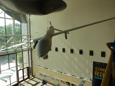 MQ-1L Predator unmanned aerial vehicle (UAV)