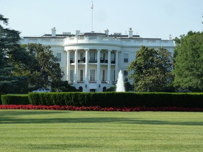 The White House - home of the US President