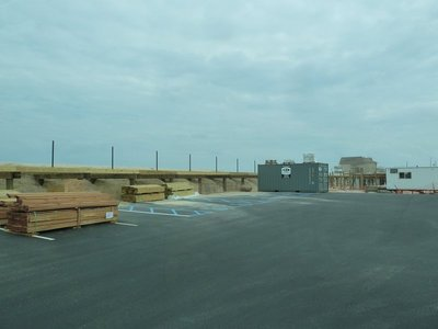 Broadwalk repairs underway north of Seaside Heights