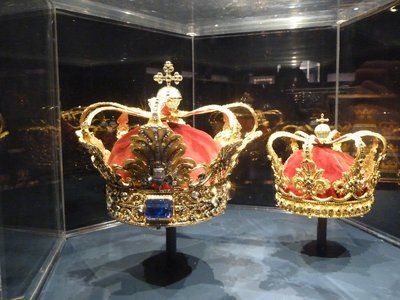 The Crowns of the Absolute Monarchs in the Danish Crown Jewels