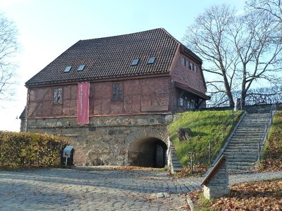 Hjemmelfrontmuseet (Resistance Museum) In the grounds of the Akerhus Festning (Akerhus Fortress - Oslo's Castle)