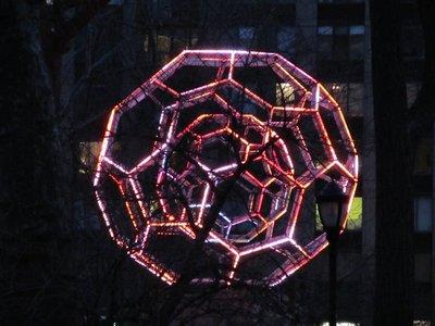 Villareal's BUCKYBALL
