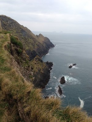 Cliffs at County Kerry