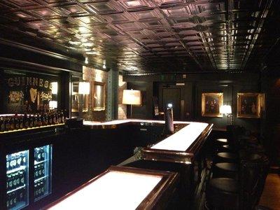 Empty Connoisseur Bar