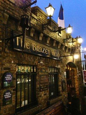 Brazen Head Pub