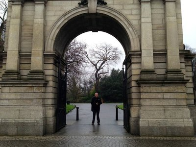 St. Stephen's Green Arch