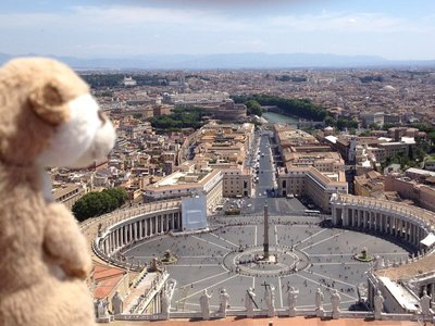 San Marino, Rome, Vatican 2012