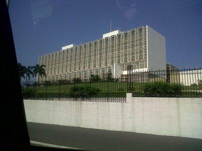 Palaise de president