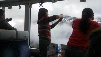 Glacier Express (Japanese tour group)