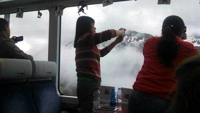 Glacier Express (Japanese tour group)