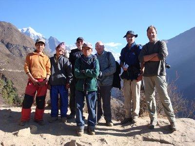 The Nepal Crew
