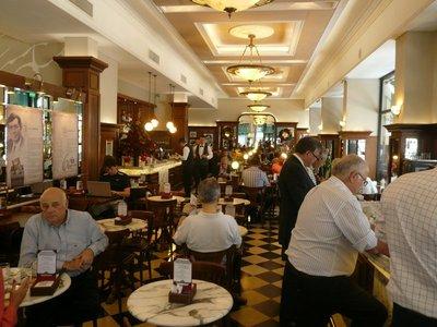 """BA Cafe """"London City"""""""