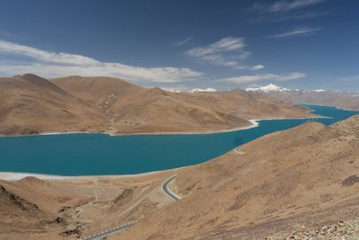 Kambala Pass Tibet 4800m