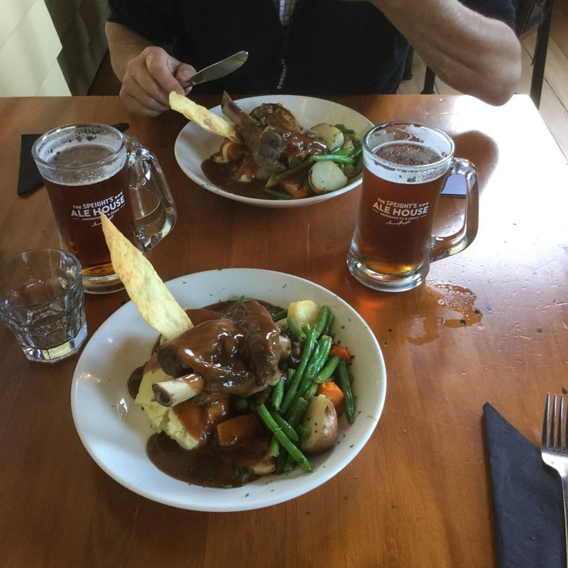 Restaurant Ale House in Greymouth NZ