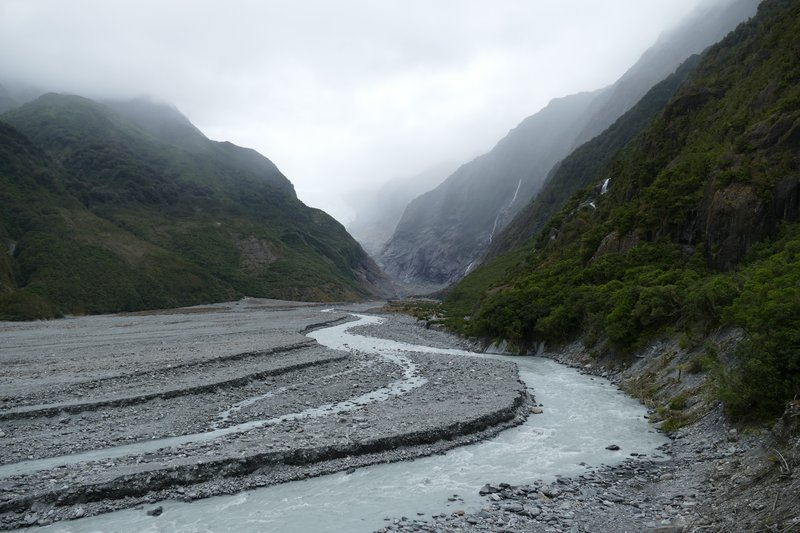 Franz Jozef Glacier