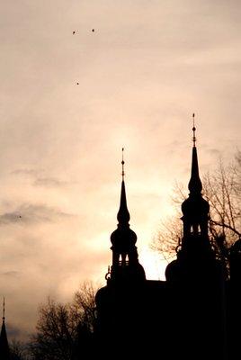 Towers of Nordiska Muséet