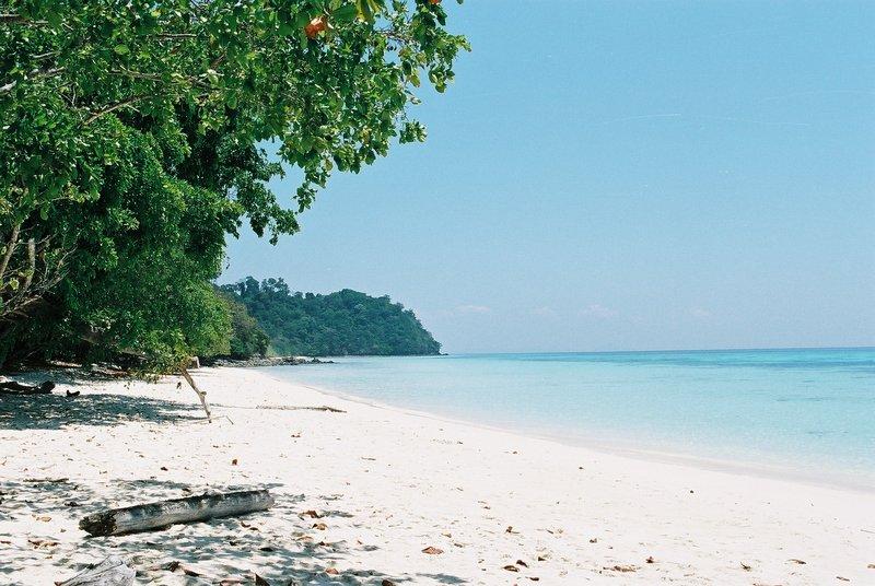 Koh Rok Beach
