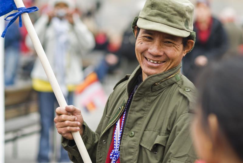 Burmese Demonstrator