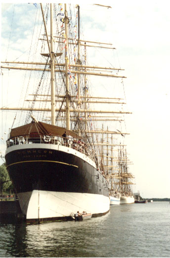 The Ship  Pommern (Mariehamn)
