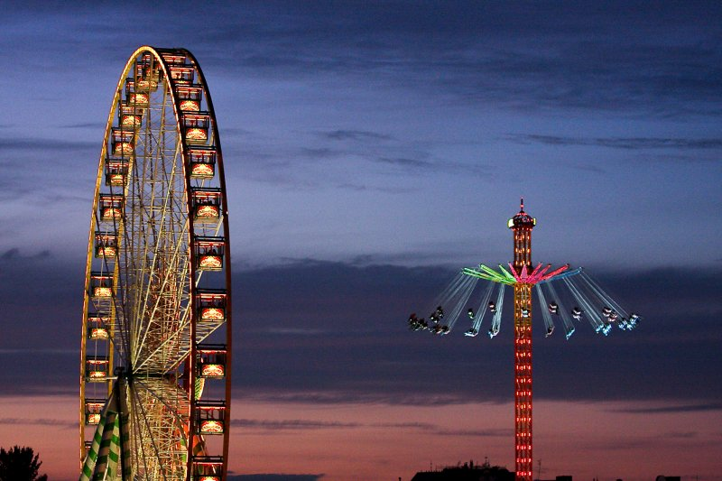 Largest Fair on the Rhine