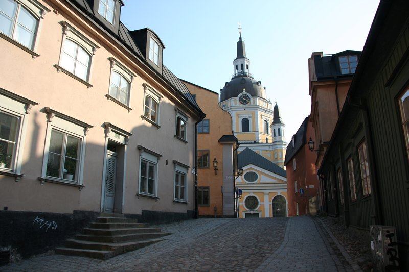 Katarina kyrka (Church of Catherine)