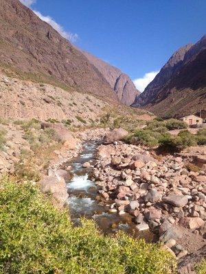 Pellchata river