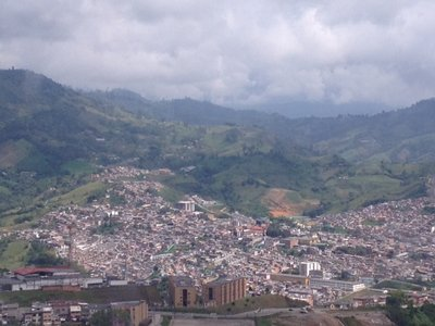 view of manizales