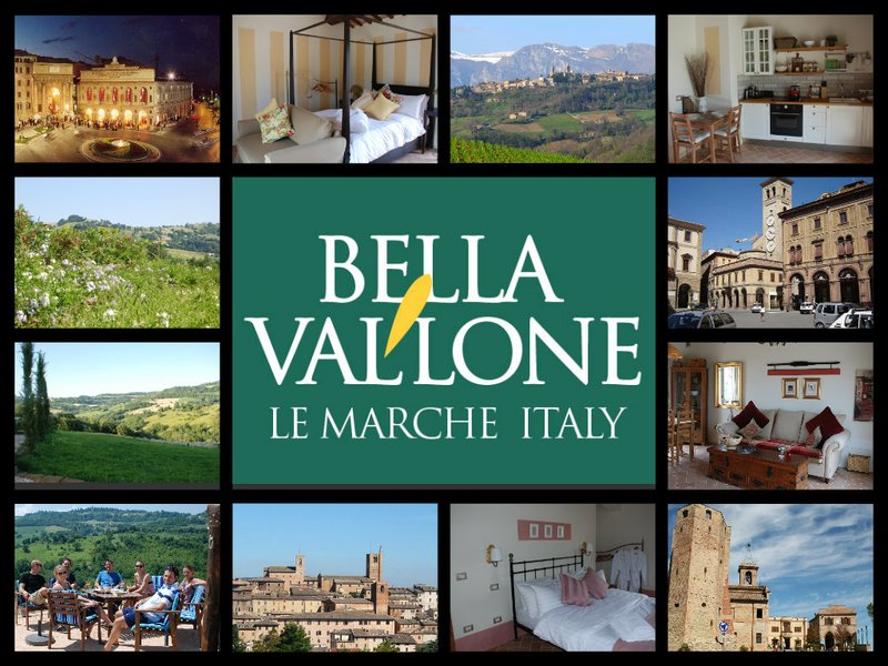 Bella Vallone - Holiday Rentals Le Marche, Italy