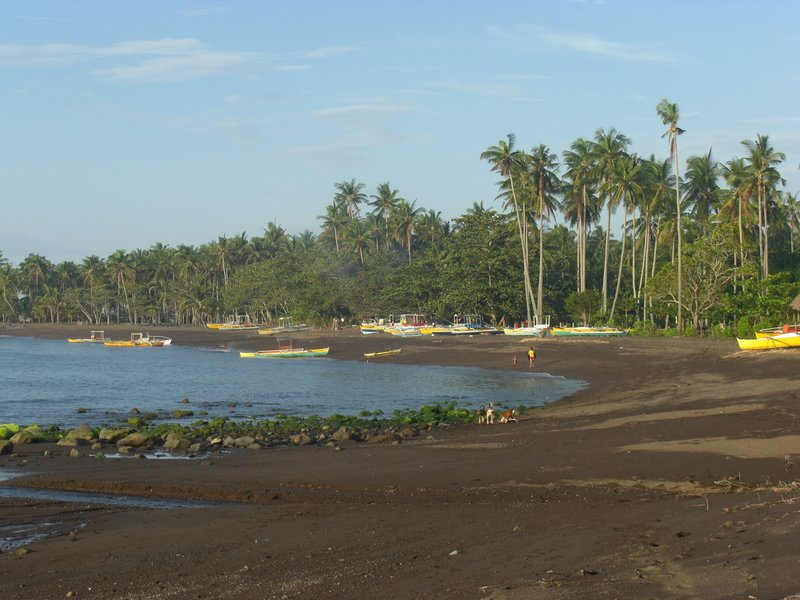 Agoho beach - Camiguin Island