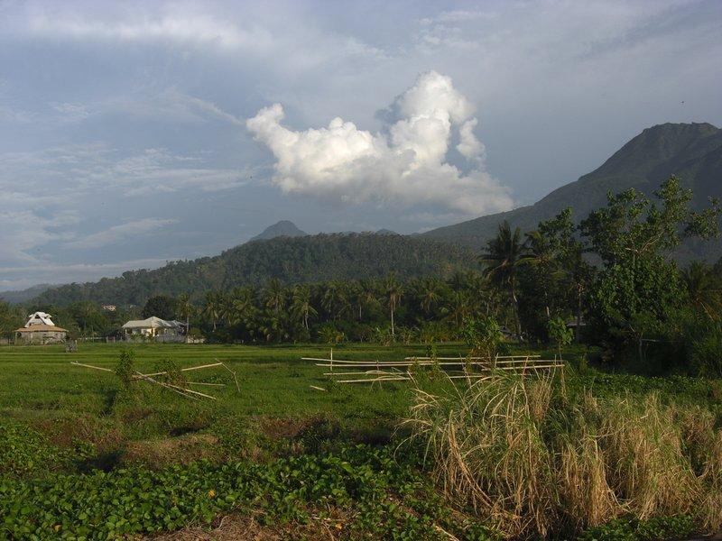 Hibok Hibok volcano - Camiguin Island