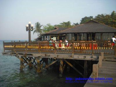 pulau seribu jakarta indonesia