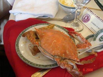 Mr. Crab!!!