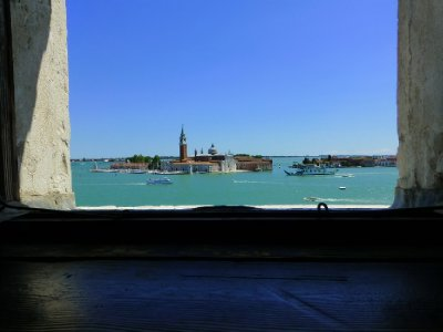 View from Palazzo Ducale