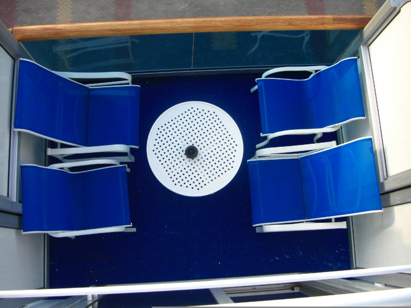 Dolphin Deck Balcony