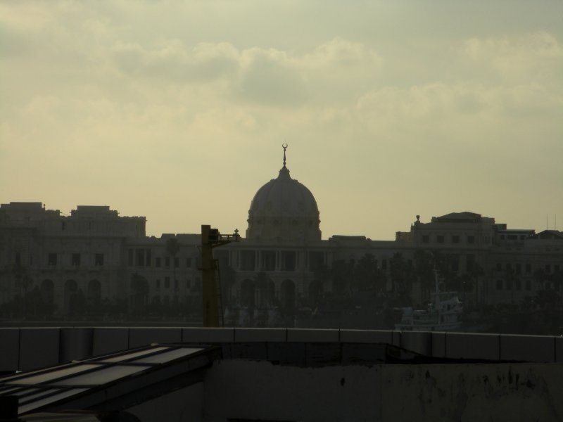 Skyline of Alexandria