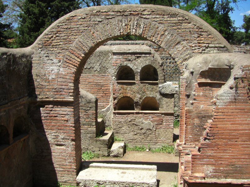 A Columbarium at the Necropolis