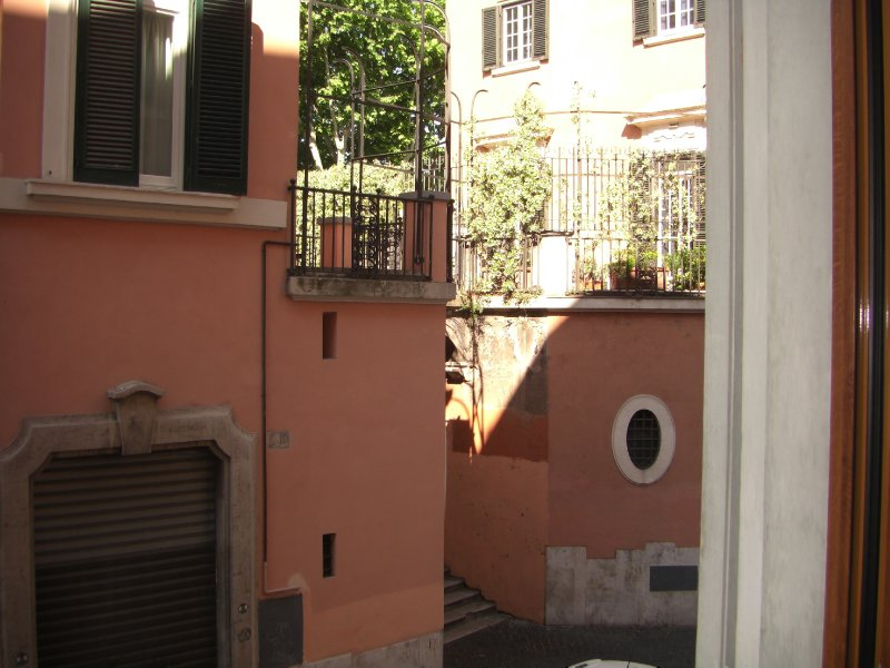 View on Via Giulia