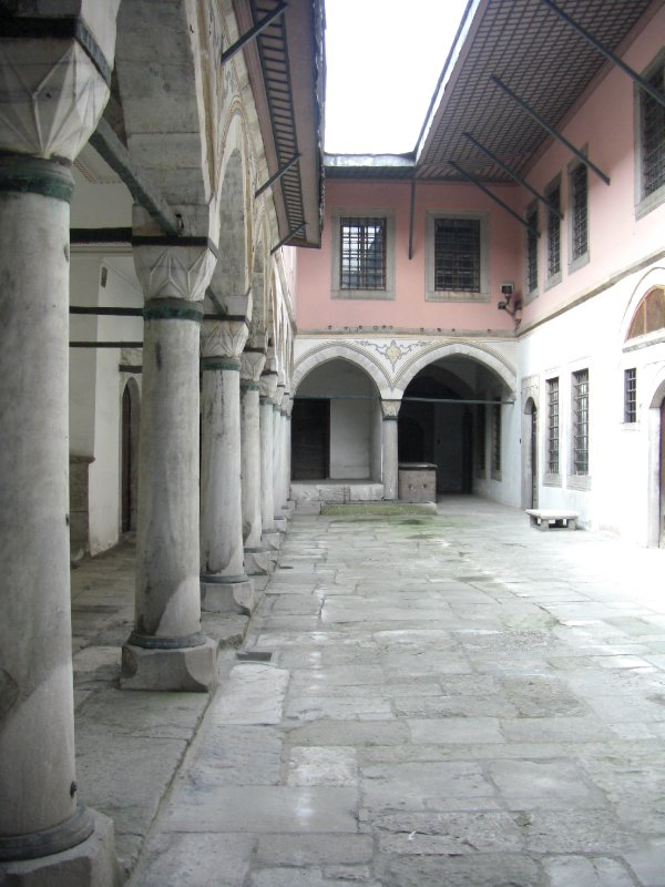 Courtyard of the Concubines